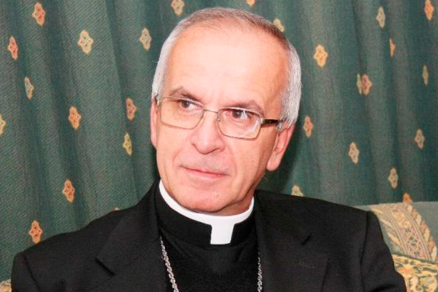 Saudação da Conferência Episcopal Portuguesa a D. Ivo Scapolo, novo Núncio Apostólico em Portugal