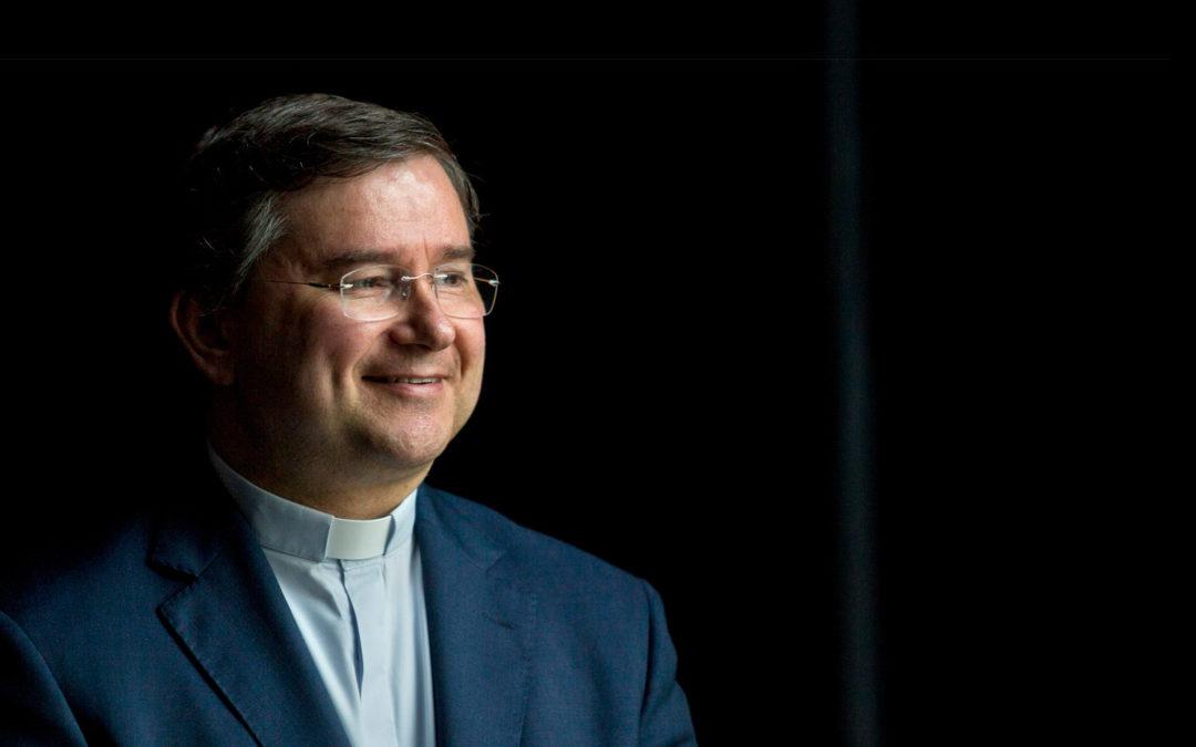 D. Américo Aguiar, Bispo Auxiliar de Lisboa