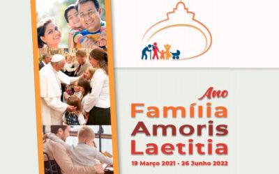 """Ano """"Família Amoris Laetitia"""""""