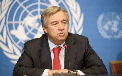 Nota sobre a eleição de António Guterres como Secretário-geral da ONU