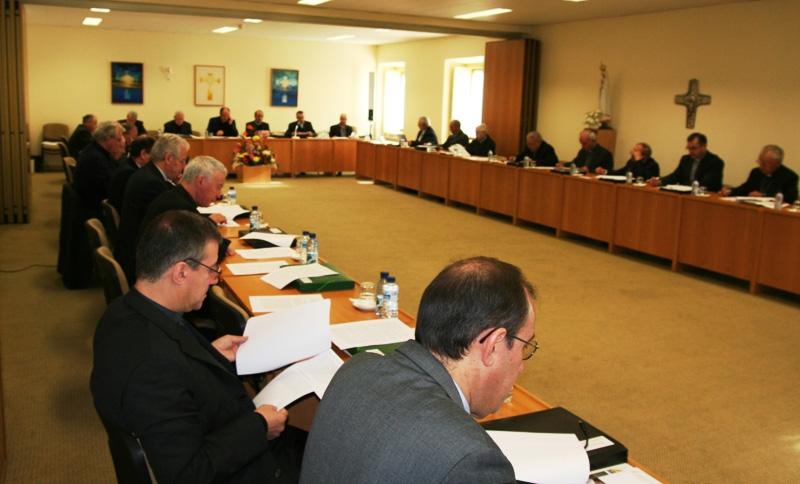 Agenda da 185.a Assembleia Plenária da CEP