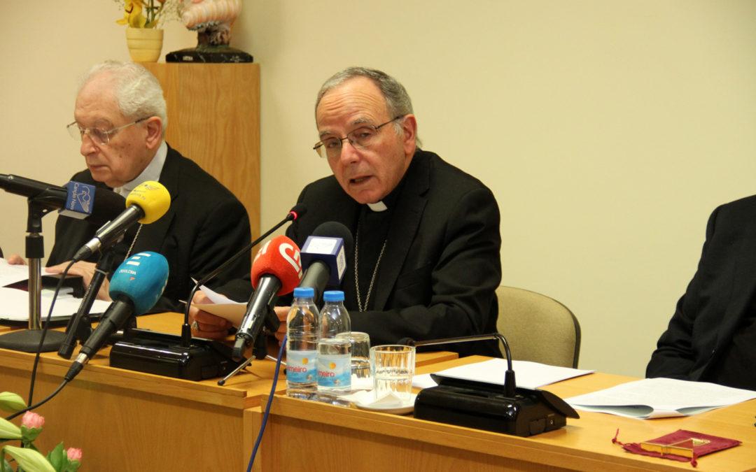Comunicado finalda 196.ª Assembleia Plenária da Conferência Episcopal Portuguesa
