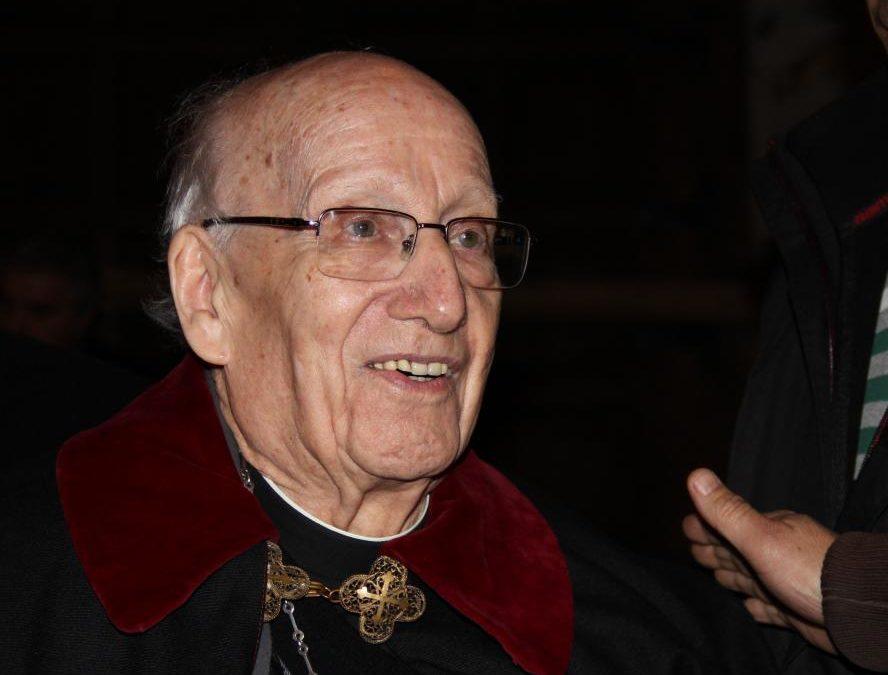 Em comunhão com D. António José Rafael
