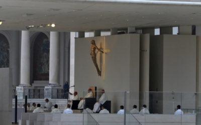 Santuário de Fátima – Homilia do dia 13 de maio de 2020