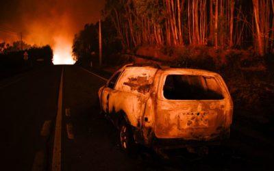 «Solidários com as vítimas dos incêndios» – Mensagem da Conferência Episcopal Portuguesa