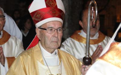 Em comunhão de oração com D. Manuel Martins