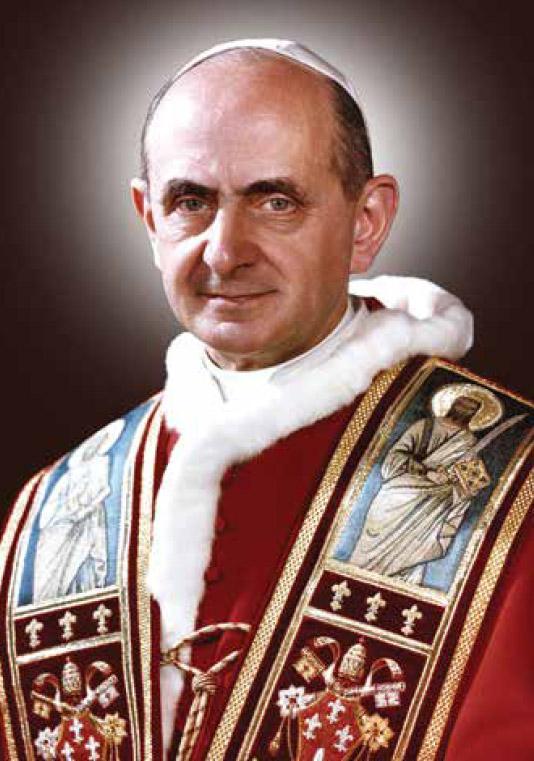 Congratulação pelas canonizações de Paulo VI e Oscar
